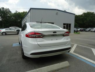 2017 Ford Fusion SE LUXURY. LEATHER. HTD SEATS. PUSH START SEFFNER, Florida 9