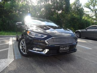 2017 Ford Fusion SE LUXURY. LEATHER. HTD SEATS. CAMERA SEFFNER, Florida 6