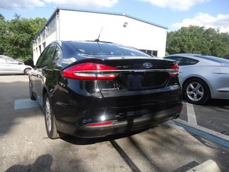2017 Ford Fusion SE LUXURY. LEATHER. HTD SEATS. CAMERA SEFFNER, Florida 8