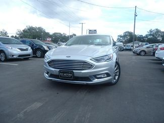 2017 Ford Fusion SE. LEATHER. ALLOY WHEELS. BACKUP CAMERA SEFFNER, Florida