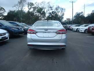 2017 Ford Fusion SE. LEATHER. ALLOY WHEELS. BACKUP CAMERA SEFFNER, Florida 10