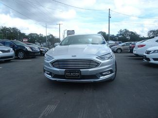2017 Ford Fusion SE. LEATHER. ALLOY WHEELS. BACKUP CAMERA SEFFNER, Florida 5