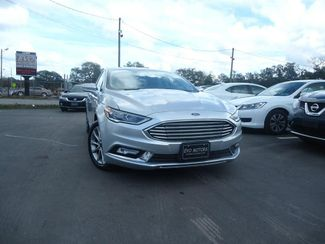 2017 Ford Fusion SE. LEATHER. ALLOY WHEELS. BACKUP CAMERA SEFFNER, Florida 6