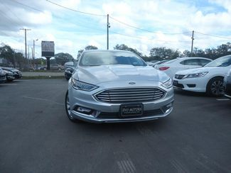 2017 Ford Fusion SE. LEATHER. ALLOY WHEELS. BACKUP CAMERA SEFFNER, Florida 7