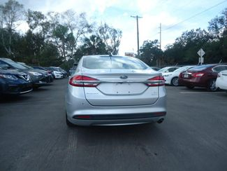 2017 Ford Fusion SE. LEATHER. ALLOY WHEELS. BACKUP CAMERA SEFFNER, Florida 8