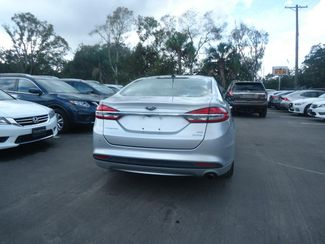2017 Ford Fusion SE. LEATHER. ALLOY WHEELS. BACKUP CAMERA SEFFNER, Florida 9