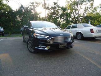2017 Ford Fusion Titanium SEFFNER, Florida 10