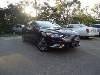 2017 Ford Fusion Titanium SEFFNER, Florida 9