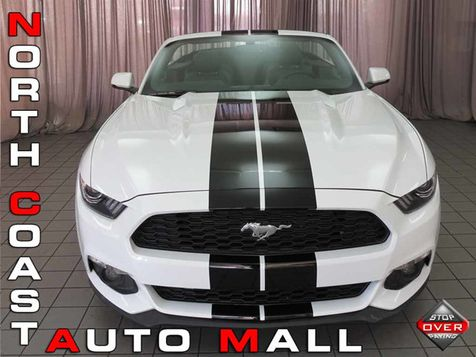 2017 Ford Mustang EcoBoost Premium in Akron, OH