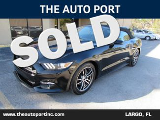 2017 Ford Mustang EcoBoost Premium | Clearwater, Florida | The Auto Port Inc in Clearwater Florida
