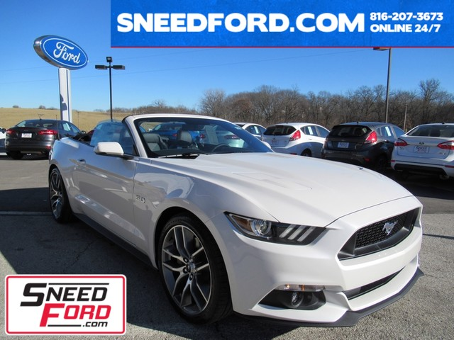 2017 Ford Mustang GT Premium in Gower Missouri