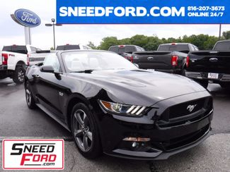 2017 Ford Mustang GT Premium Convertible in Gower Missouri