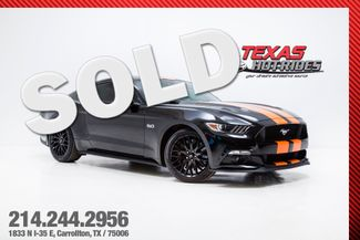 2017 Ford Mustang GT 5.0 Premium With Performance Package & Recaros | Carrollton, TX | Texas Hot Rides in Carrollton