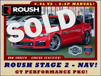 2017 Ford Mustang GT Premium - ROUSH STAGE 2 - NAV! Mooresville , NC