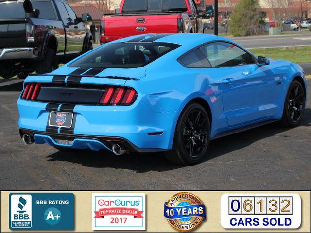 2017 Ford Mustang GT Premium - NAVIGATION - BLACK ACCENT PKG! Mooresville , NC 2