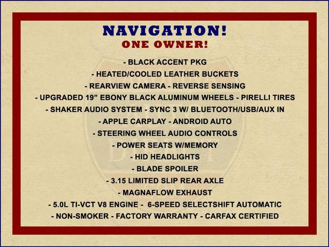2017 Ford Mustang GT Premium - NAVIGATION - BLACK ACCENT PKG! Mooresville , NC 1