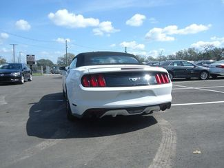 2017 Ford Mustang EcoBoost Premium CONVERTIBLE SEFFNER, Florida 8