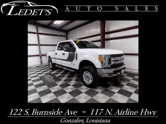 2017 Ford Super Duty F-250  XLT 4WD - Ledet's Auto Sales Gonzales_state_zip in Gonzales Louisiana
