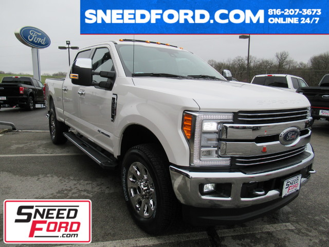 2017 Ford Super Duty F-250 Lariat 4X4 in Gower Missouri
