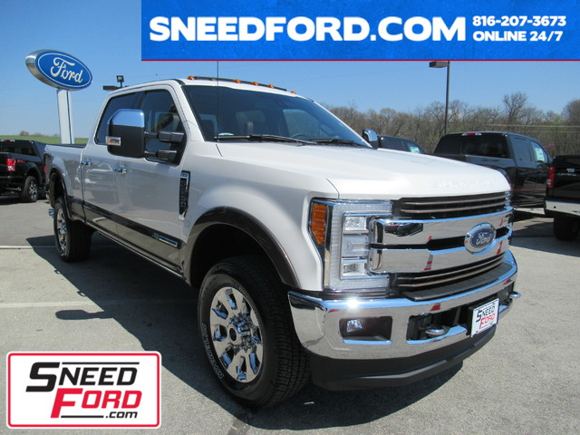 2017 Ford Super Duty F-250 King Ranch 4X4 in Gower Missouri