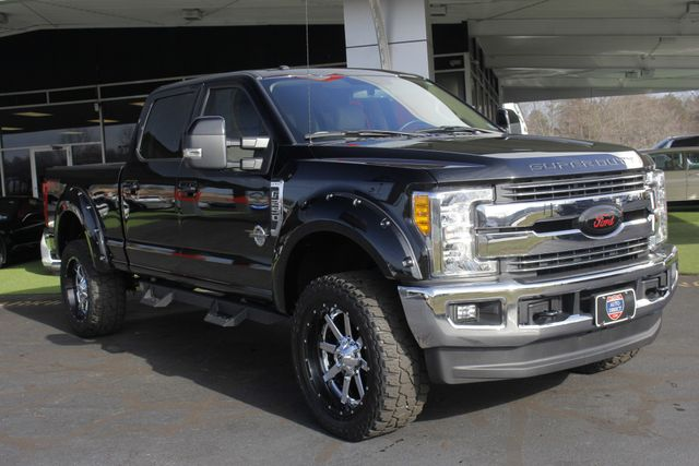 2017 Ford Super Duty F-250 Pickup Lariat Crew Cab 4x4 FX4 - LIFTED - $7K EXTRA$! Mooresville , NC 21
