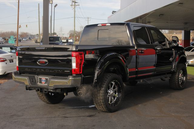 2017 Ford Super Duty F-250 Pickup Lariat Crew Cab 4x4 FX4 - LIFTED - $7K EXTRA$! Mooresville , NC 23