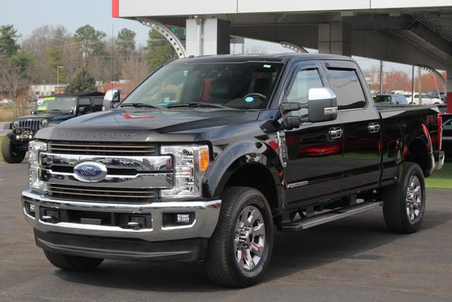 2017 Ford Super Duty F-250 Pickup King Ranch Crew Cab 4x4 FX4-ULTIMATE TOW CAMERAS! Mooresville , NC 22