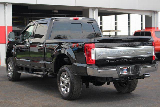 2017 Ford Super Duty F-250 Pickup King Ranch Crew Cab 4x4 FX4-ULTIMATE TOW CAMERAS! Mooresville , NC 24