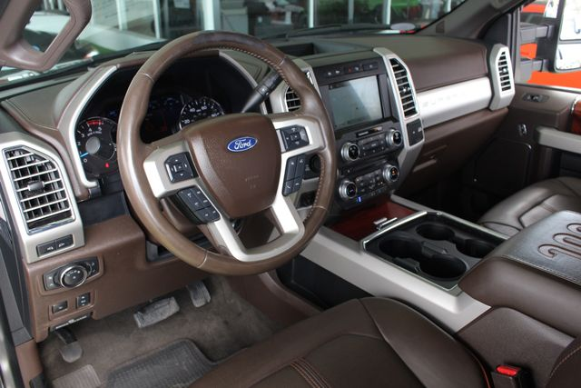 2017 Ford Super Duty F-250 Pickup King Ranch Crew Cab 4x4 FX4-ULTIMATE TOW CAMERAS! Mooresville , NC 34