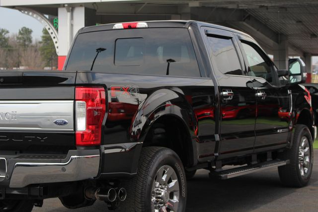2017 Ford Super Duty F-250 Pickup King Ranch Crew Cab 4x4 FX4-ULTIMATE TOW CAMERAS! Mooresville , NC 27
