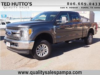 2017 Ford Super Duty F-250 Pickup XLT Pampa, Texas