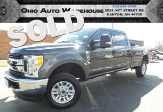 2017 Ford Super Duty F-250 XLT 4x4 PowerStroke Diesel WARRANTY CrewCab We Finance | Canton, Ohio | Ohio Auto Warehouse LLC in  Ohio