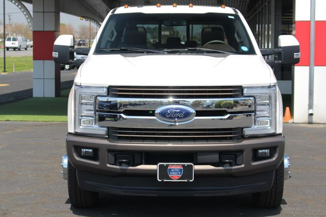 2017 Ford Super Duty F-350 DRW Pickup King Ranch Ultimate Crew Cab 4x4 FX4 - TOW TECH! Mooresville , NC 18