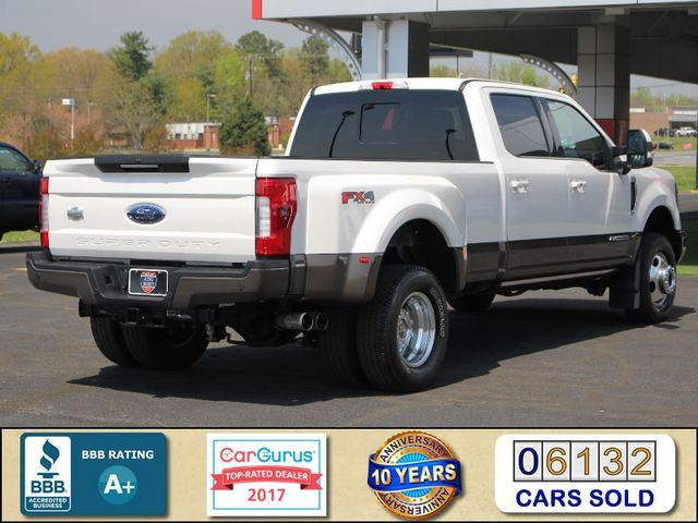 2017 Ford Super Duty F-350 DRW Pickup King Ranch Ultimate Crew Cab 4x4 FX4 - TOW TECH! Mooresville , NC 2