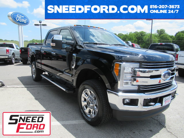 2017 Ford Super Duty F-350 Lariat 4X4 in Gower Missouri