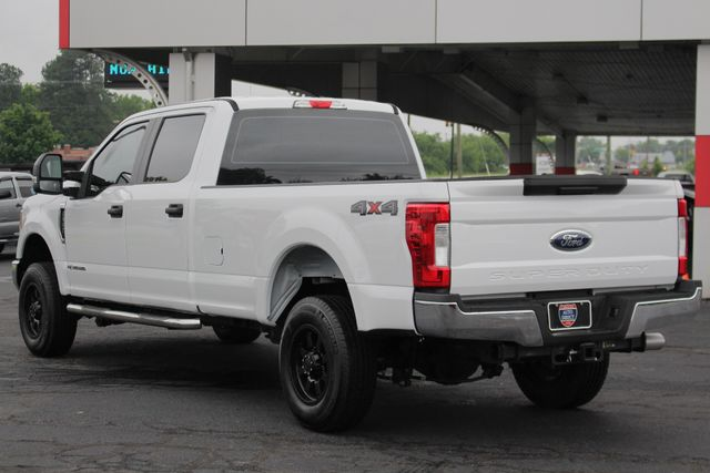 2017 Ford Super Duty F-350 SRW Pickup Crew Cab Long Bed 4x4 - POWER STROKE DIESEL! Mooresville , NC 24