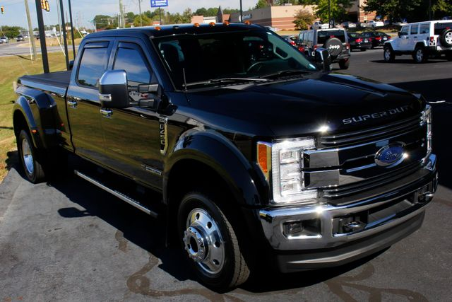 2017 Ford Super Duty F-450 Pickup LARIAT ULTIMATE EDITION Crew Cab Long Bed 4x4 Mooresville , NC 29