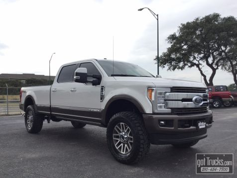 2017 Ford Super Duty F250 Crew Cab King Ranch FX4 6.7L Power Stroke 4X4 | American Auto Brokers San Antonio, TX in San Antonio, Texas