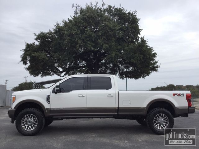 2017 Ford Super Duty F250 Crew Cab King Ranch FX4 6.7L Power Stroke 4X4 | American Auto Brokers San Antonio, TX in San Antonio Texas