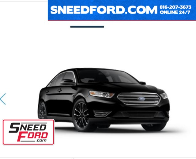2017 Ford Taurus SEL in Gower Missouri