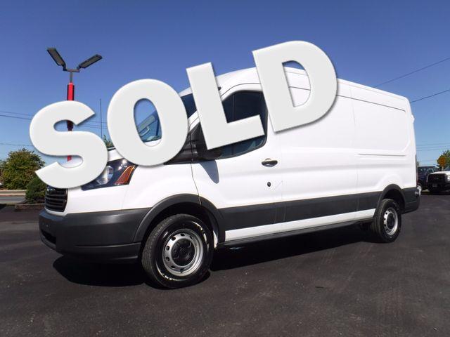 2017 Ford Transit 250  Extended Medium Roof Cargo Van in Ephrata PA