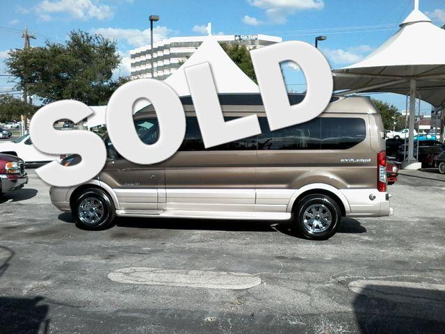 2017 Ford  Transit 150 Explorer Limited SE Conversion 9 passenger w/folding bed San Antonio, Texas 0