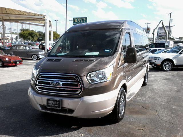 2017 Ford  Transit 150 Explorer Limited SE Conversion 9 passenger w/folding bed San Antonio, Texas 1