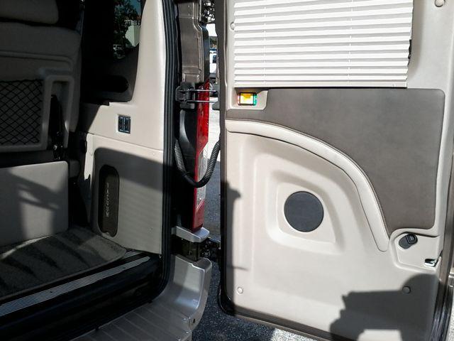 2017 Ford  Transit 150 Explorer Limited SE Conversion 9 passenger w/folding bed San Antonio, Texas 16