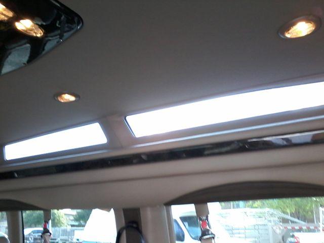 2017 Ford  Transit 150 Explorer Limited SE Conversion 9 passenger w/folding bed San Antonio, Texas 22
