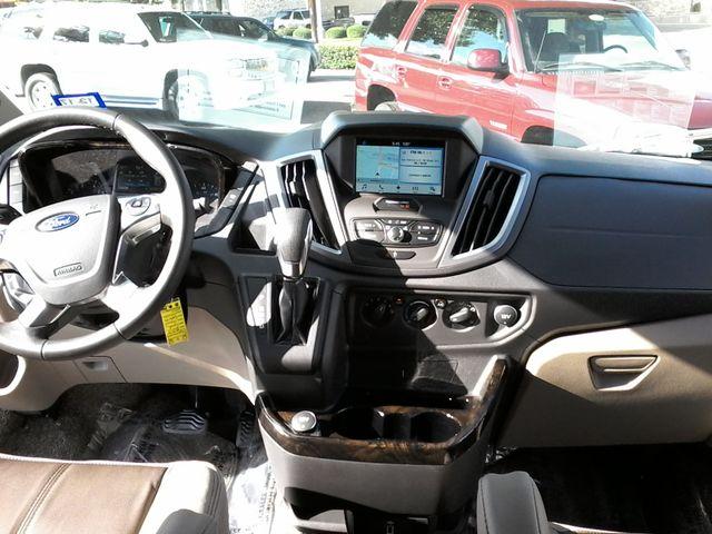 2017 Ford  Transit 150 Explorer Limited SE Conversion 9 passenger w/folding bed San Antonio, Texas 24