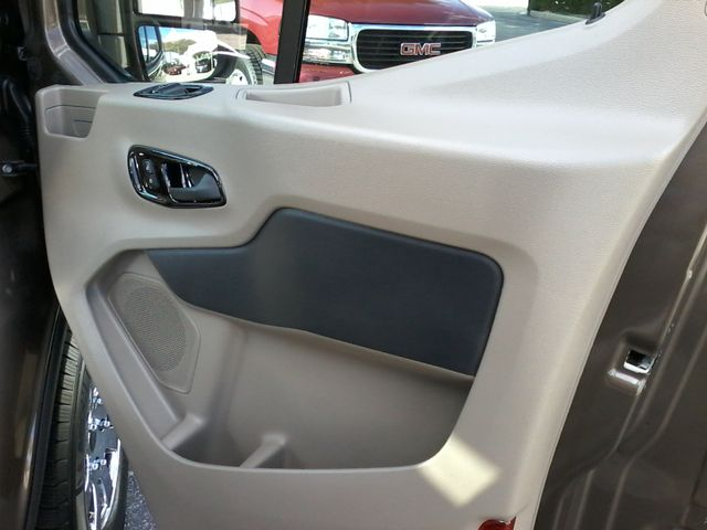 2017 Ford  Transit 150 Explorer Limited SE Conversion 9 passenger w/folding bed San Antonio, Texas 27