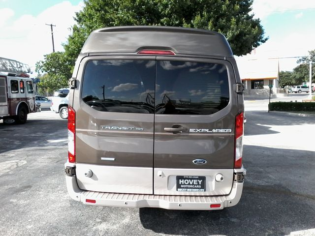 2017 Ford  Transit 150 Explorer Limited SE Conversion 9 passenger w/folding bed San Antonio, Texas 6