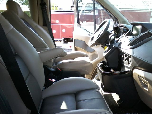 2017 Ford  Transit 150 Explorer Limited SE Conversion 9 passenger w/folding bed San Antonio, Texas 12