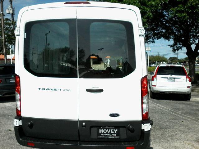2017 Ford Transit Van 250  cargo van San Antonio, Texas 5